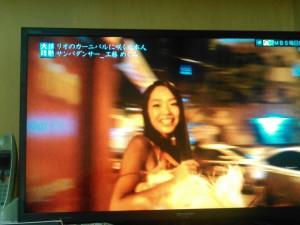 リオのカーニバルに咲く日本人
