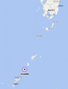 鹿児島県沖永良部島