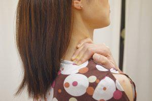 首くび頚椎ヘルニア