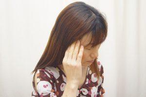 頭痛こめかみ慢性疲労不定愁訴