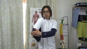 首肩のセルフケア インナーマッスルのストレッチ