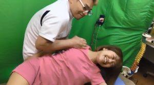 【ポキポキ整体】有名整体師さんに肩甲骨はがしをしてもらった~前編~