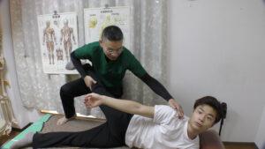 腹横筋の筋トレくびれ体操
